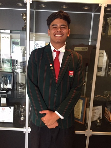 Te Mana Tiakiwai Youth MP
