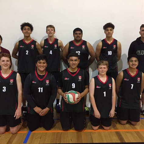 Junior Volleyball Auckland Championships